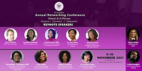 Black Women in HR Annual Networking Conference tickets