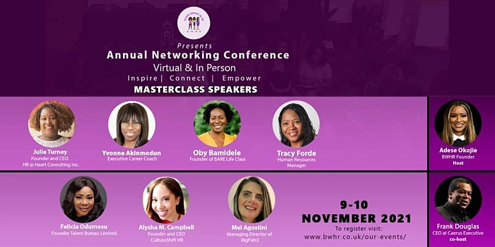 Black Women in HR Annual Networking Conference image