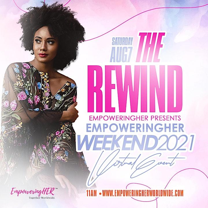 EmpoweringHER Weekend 2021 image