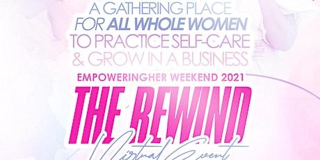 EmpoweringHER Weekend 2021 tickets