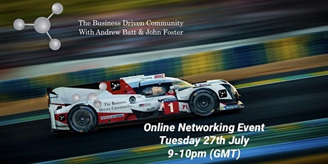 The Business Driven Community Monthly Virtual tickets
