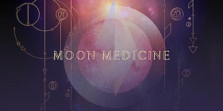 Moon Medicine tickets