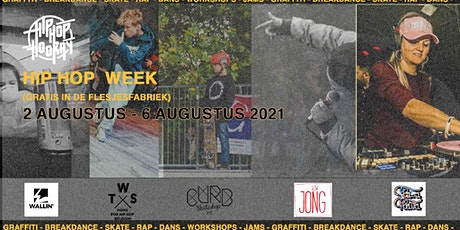 Hip Hop Week biglietti