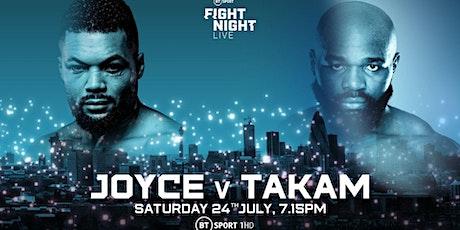 ONLINE-StrEams@!.JOYCE v TAKAM FIGHT LIVE ON 2021 tickets