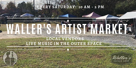 8/14 Artist Market Vendor Sign Up tickets