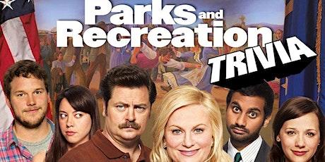 'Parks and Rec' Trivia at Railgarten tickets