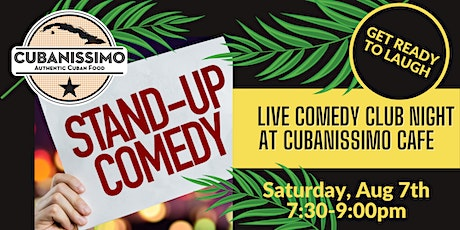 Stand-Up Comedy Night tickets
