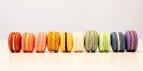 Wine and Macarons tickets