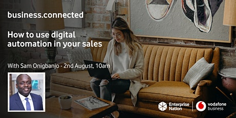 business.connected: How to use digital automation in your sales tickets