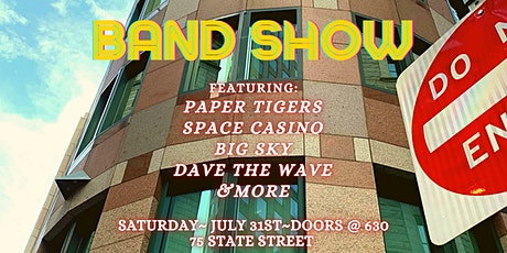 Band Show ~ Vibes tickets