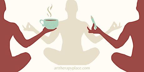 Sip, Relax, & Draw - Evening Tea Tasting & Drawing Workshop tickets