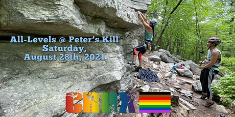 CRUX LGBTQ Climbing - All-Level Top Rope Trip tickets