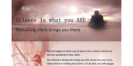 OPEN HEART Silence retreat tickets