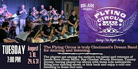 The Flying Circus Big Band Live @Big Ash tickets