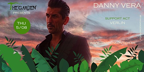 Danny Vera  in the garden tickets