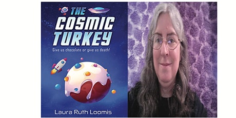 Virtual Book Event with Laura Loomis tickets