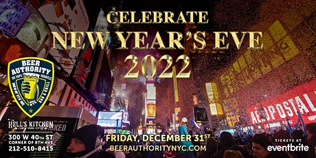 New Years Eve Party 2022 tickets