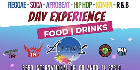 Anything Goes Live Day Party in Orlando tickets