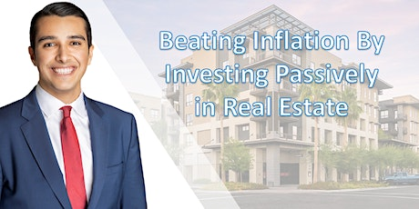 How to invest in Rental Real Estate properties and enjoy PASSIVE income tickets