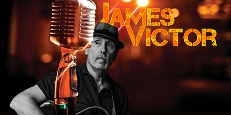 TABLE RESERVATION (UP TO 6) - Live Music On Stage  by James Victor tickets