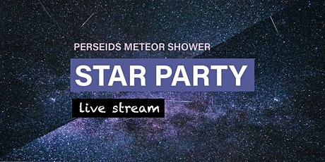 Star Party - Live Stream tickets