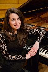 Anna Betka, pianist plays Mozart tickets