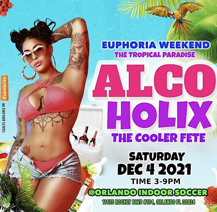"Alcoholix Cooler Fete ""Euphoria Weekend"" image"