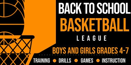 Back to School Summer League tickets