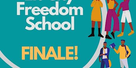 Lit City Freedom School FINALE tickets