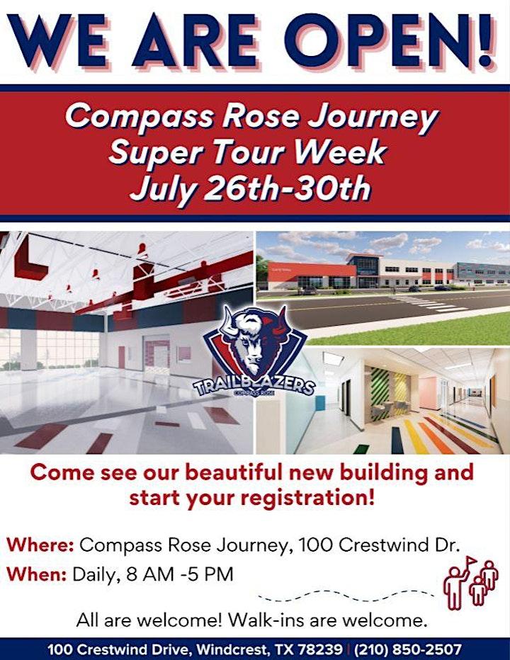 Super Tour Week: Compass Rose Journey image