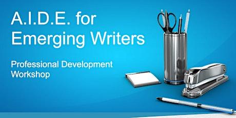 Emerging Writers Teacher Training tickets