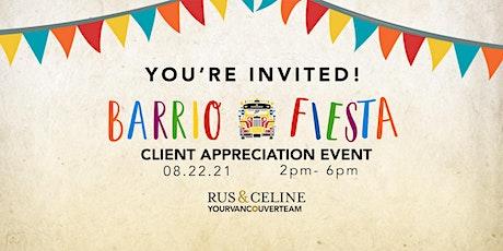 Rus & Celine - Your Vancouver Team's Client Appreciation Event tickets
