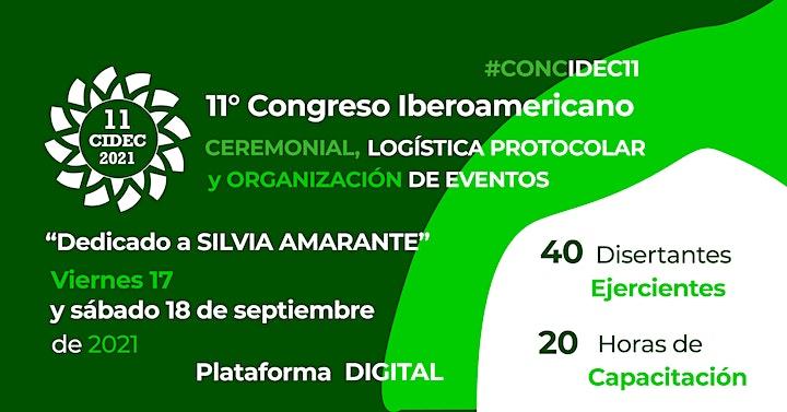 Imagen de 11° Congreso Iberoamericano CIDEC 2021