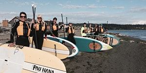 Find Balance: Whidbey Island Paddleboard Yoga Retreat