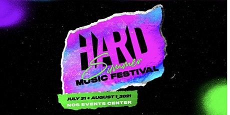 HARD Summer Music Festival - 2 Day VIP Pass (7/31 - 8/1) tickets