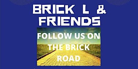 Brick L & Friends Fest 2021 tickets