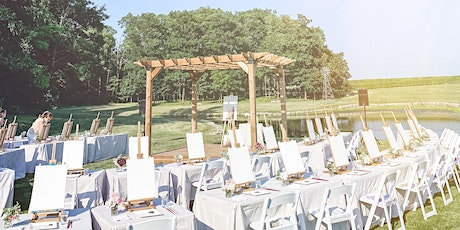 Sip & Paint in the Vineyard of Vieni Estates Winery tickets