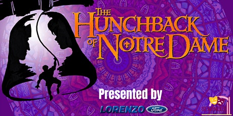 The Hunchback of Notre Dame- Sunday, Nov 21 3PM tickets
