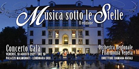 """""""Musica sotto le Stelle"""" II Edizione biglietti"""