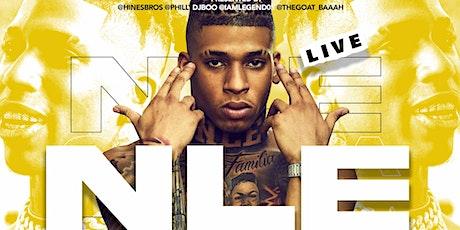 NLE Performing Live in Philadelphia @ Bucks Rack City tickets