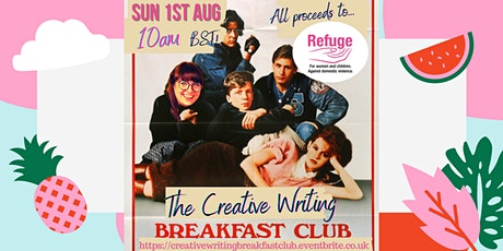 The 50th Creative Writing Breakfast Club: Raising Funds for Refuge tickets