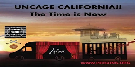 UNCAGE CALIFORNIA POP-UP PROTEST Bay Area Tour tickets