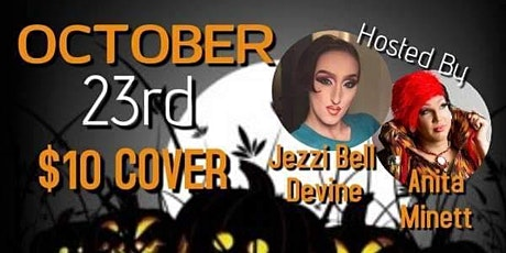 Halloween Party Drag Style tickets