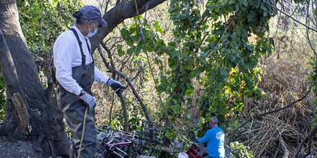 Mid-Week Cleanup Event on Los Gatos Creek at Lonus Street tickets