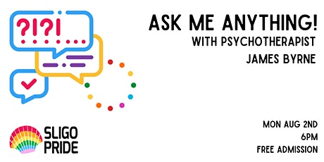 Ask Me Anything with James Byrne tickets