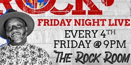 We Rock (THE ROCK ROOM) tickets