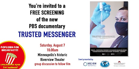 TRUSTED MESSENGER - Special Screening tickets