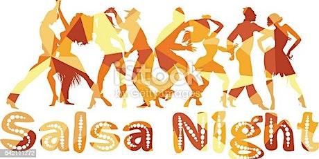 Hot Salsa and Bachata Thursdays! tickets