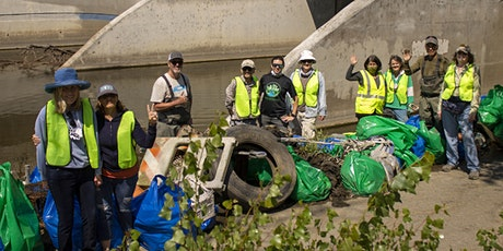 Mid-Week Cleanup Event on Guadalupe River at W. San Fernando Street tickets