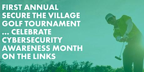 SecureTheVillage Golf Tournament - Registration tickets